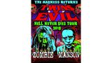 Rob Zombie, Marilyn Manson to play Memorial Coliseum