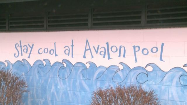 Avalon pool dangerously close to closing
