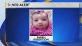 Silver Alert issued for missing 8-month-old girl