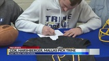 East Noble's Cox, Harshberger, Mallas heading to Trine