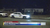 Man, woman shot while sleeping inside home