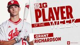 Former Dwenger standout Richardson honored by Big Ten