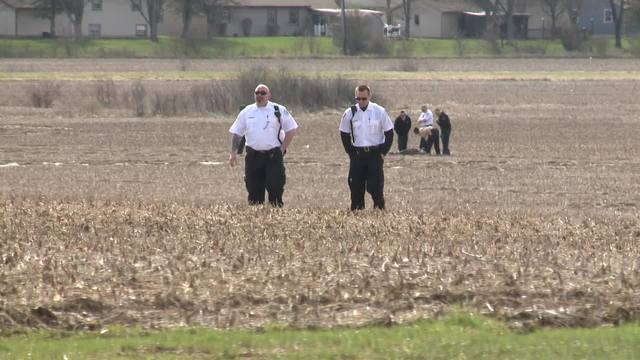 Foul play not suspected in death of man found in field