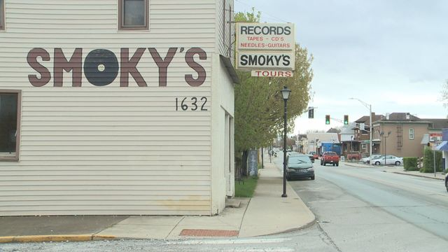 'It was something' - Smoky's Record Shop on Wells for sale