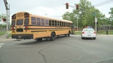 Crossing guard hit by bus will need rehab for brain damage