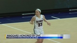 Canterbury grad Maggard named OVC Female Athlete of Year