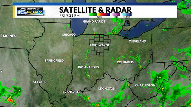 Interactive Radar | WANE